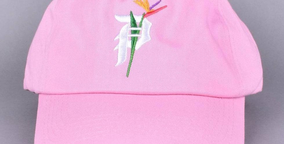 Boné Primitive Dirty P Paradise Dad Hat - Pink