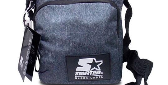 Shoulder Bag Starter Logo - Jeans