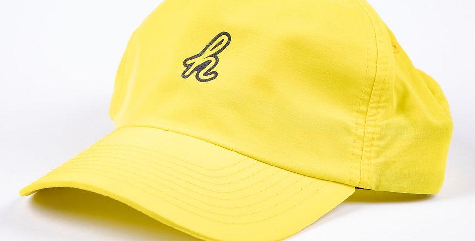 Boné Hocks Descontruído Brilho Strapback - Yellow