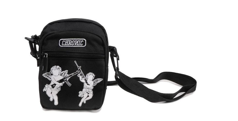 Shoulder Bag CHRONIC Arcanjos - Black