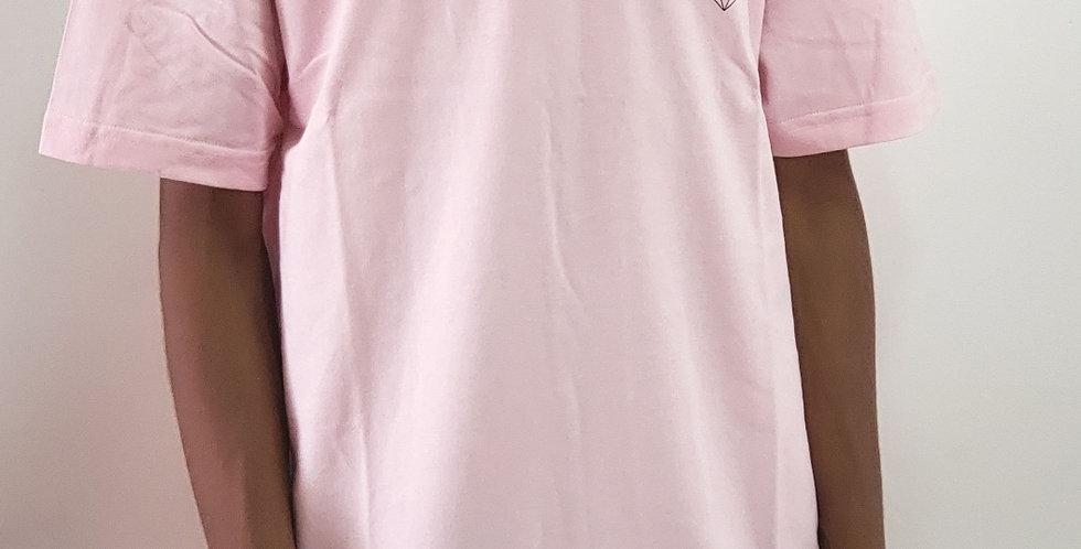 Camiseta Diamond Brilliant Tee - Pink