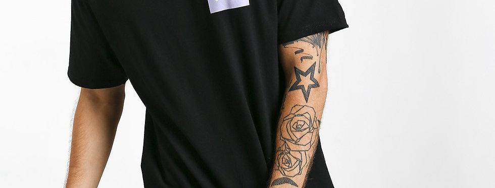 Camiseta Diamond Mini OG Sign - Black Purple