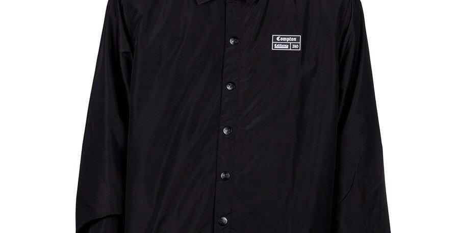 Corta Vento Starter Compton Jacket - Black