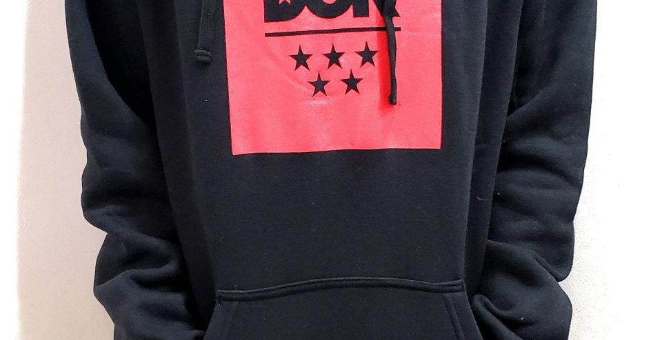 Moletom DGK New All Star Hoodie - Black