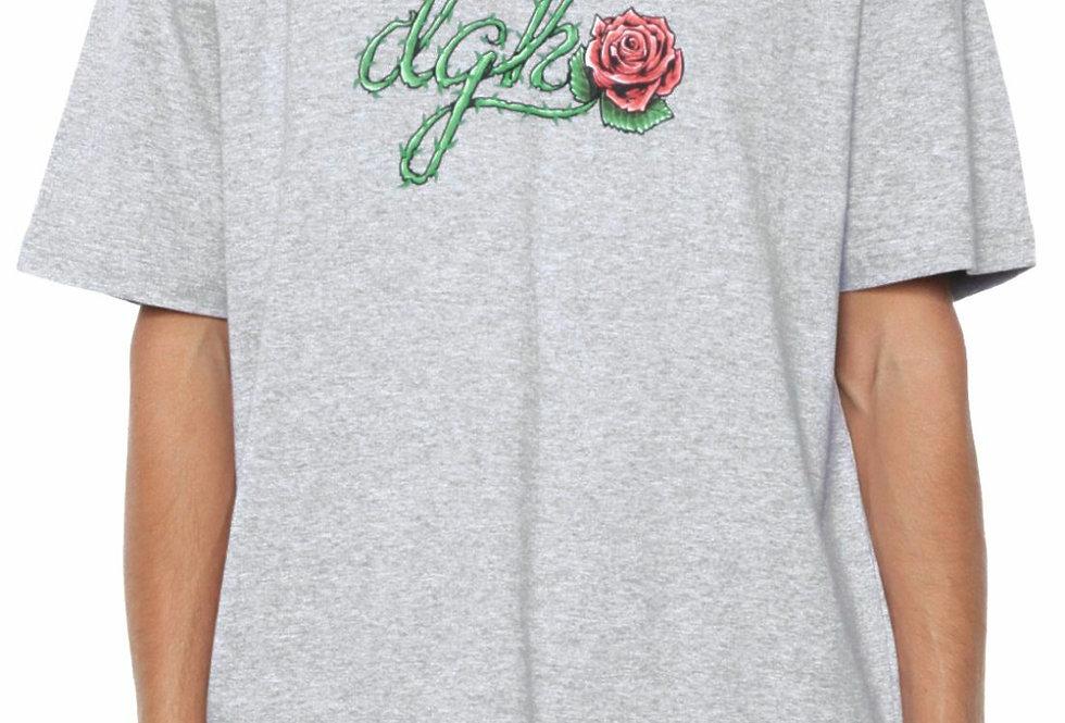 Camiseta DGK Bloom - Grey