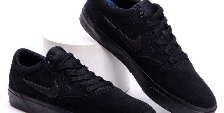 Tênis Nike SB Charge Suede - All Black