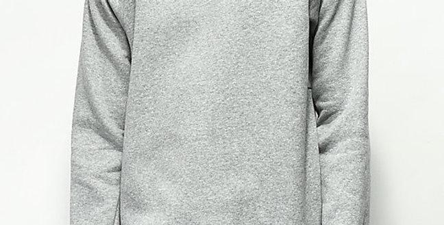 Moletom Nike SB Icon Crew Fleece - Grey