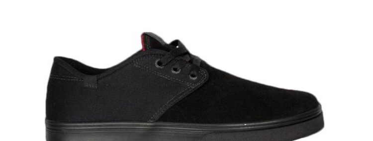 Tênis Hocks Del Mar Originals -  Triple Black