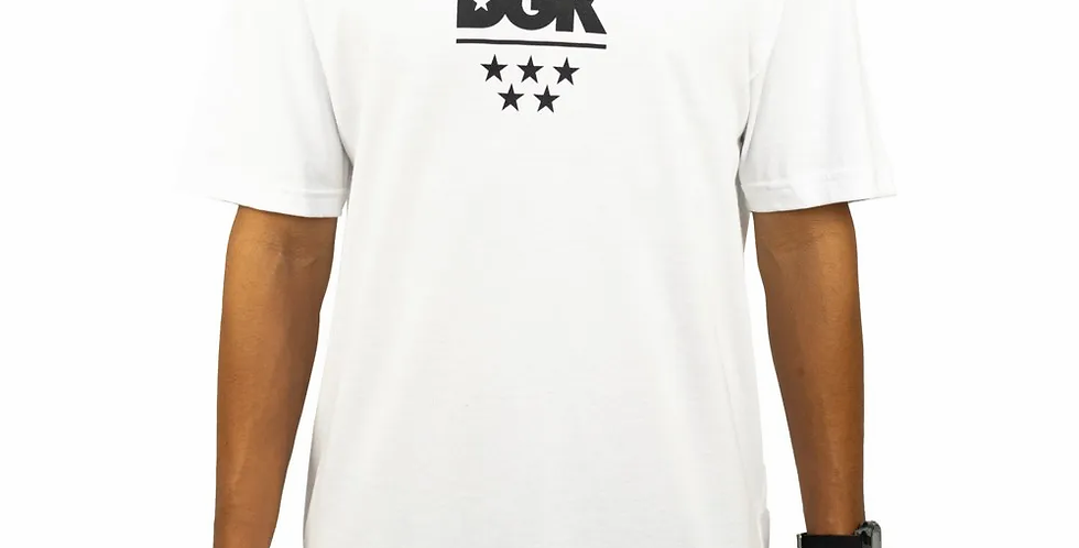 Camiseta DGK Pack All Star - White