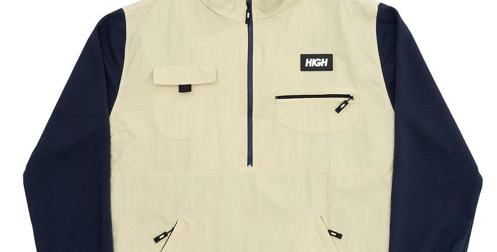 Jacket HIGH College Cargo - Beige Navy