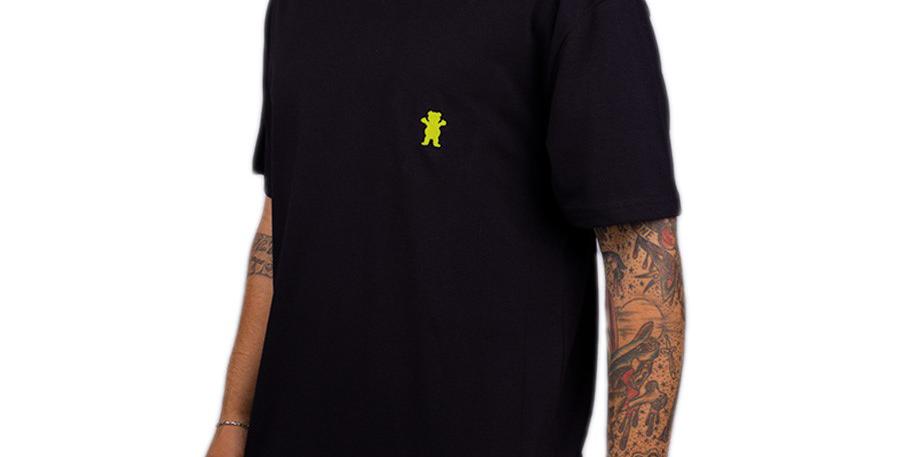 Camiseta Grizzly OG Bear Tee - Black
