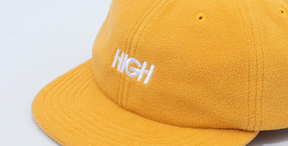 Boné HIGH x New Era 19 Twenty ® Fleece - Yellow