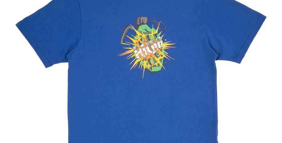 Camiseta HIGH Tee Granade - Blue