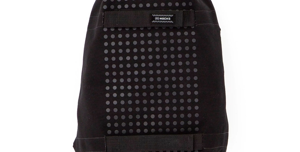 Mochila Hocks Concha Skate - Black