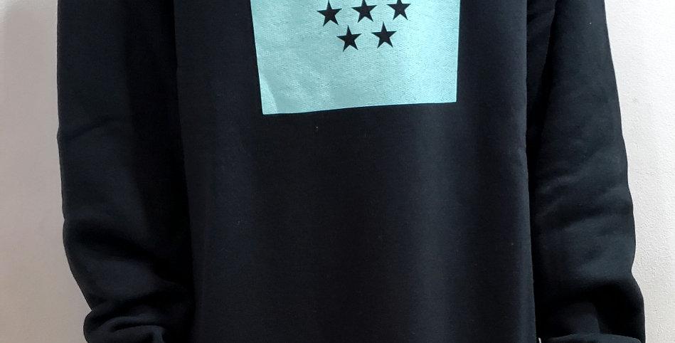 Moletom DGK New All Star Fleece - Black