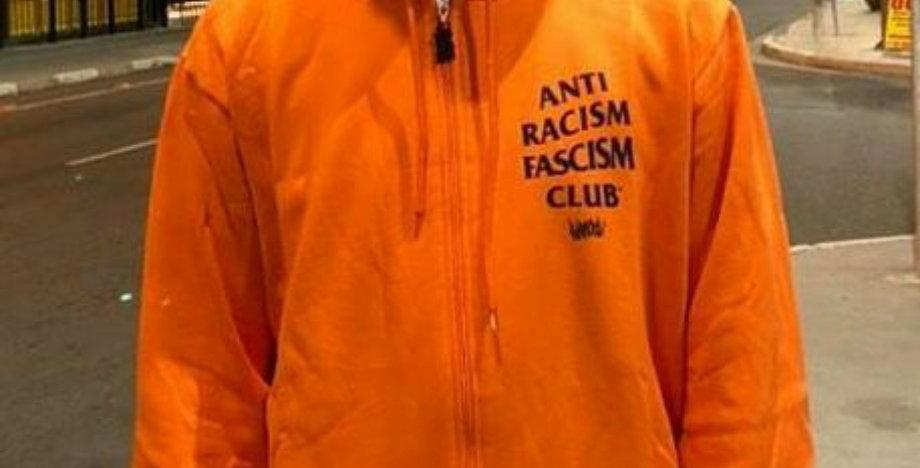 Moletom Chronic ARFC Hoodie - Orange