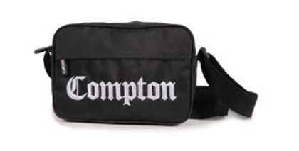 Shoulder Bag Chronic Compton Transversal - Black