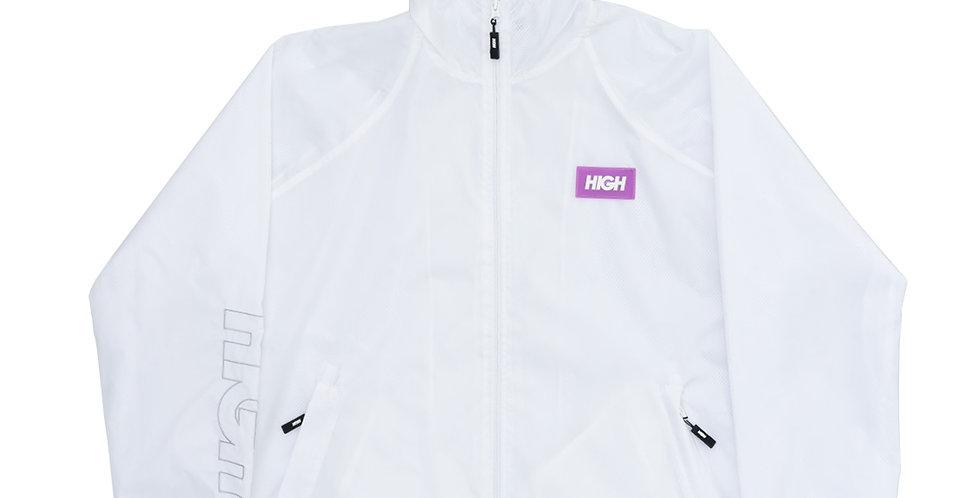 Corta Vento HIGH Rain Coat Label - White