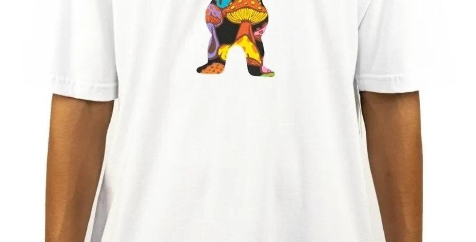 Camiseta Grizzly Fungi OG Bear Tee - White