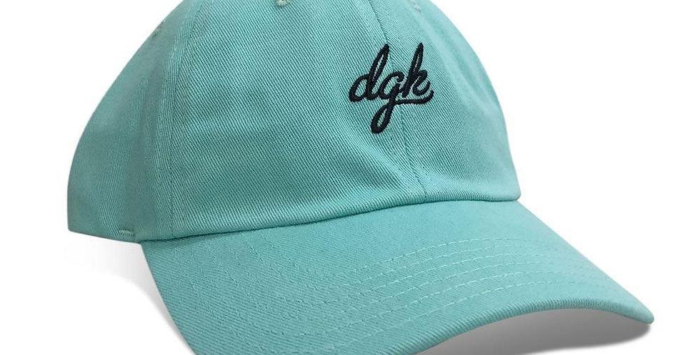 Boné DGK Loud Dad Hat Strapback - Celadon