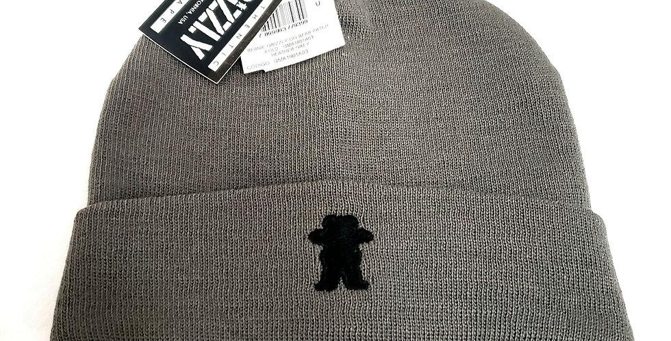 Gorro Grizzly OG Bear Logo Beanie - Heather