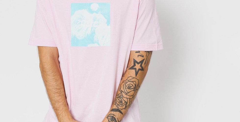 Camiseta Primitive Blue Rose Tee - Pink