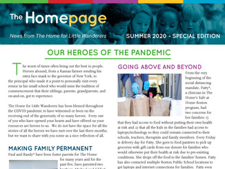 Our Heroes of the Pandemic