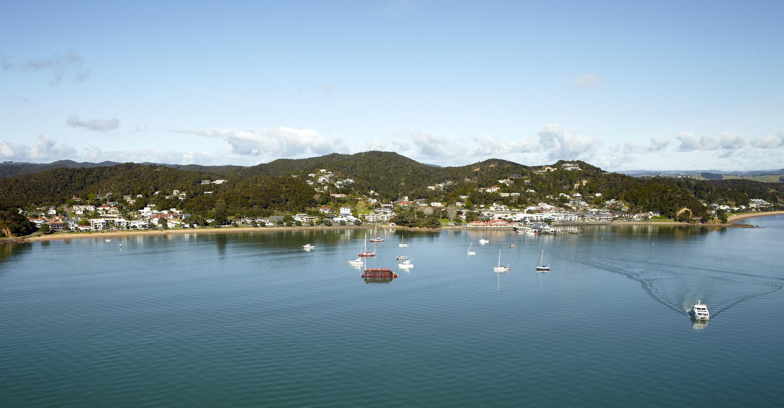 Bay of Islands Information