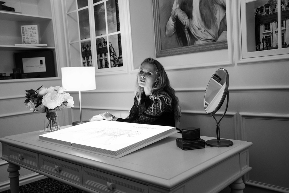 Cartier x Teresa Palmer
