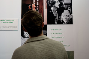 Cartier x Dacre Montgomery