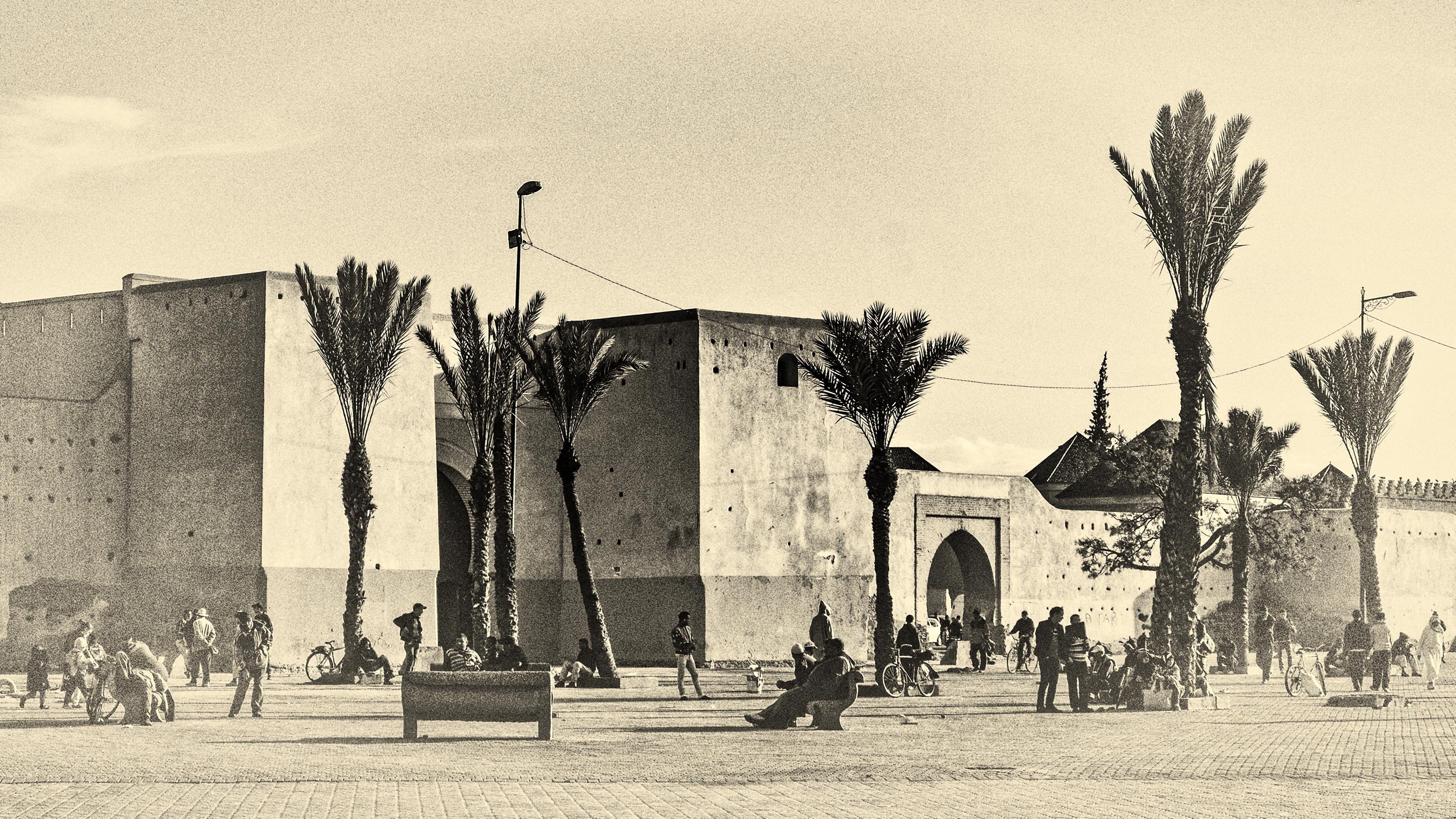 Marrakech BW City 40x70_web1000h