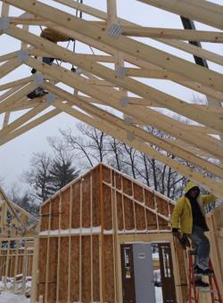 Raising the roof