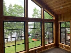 Sunroom in Three Lakes, WI