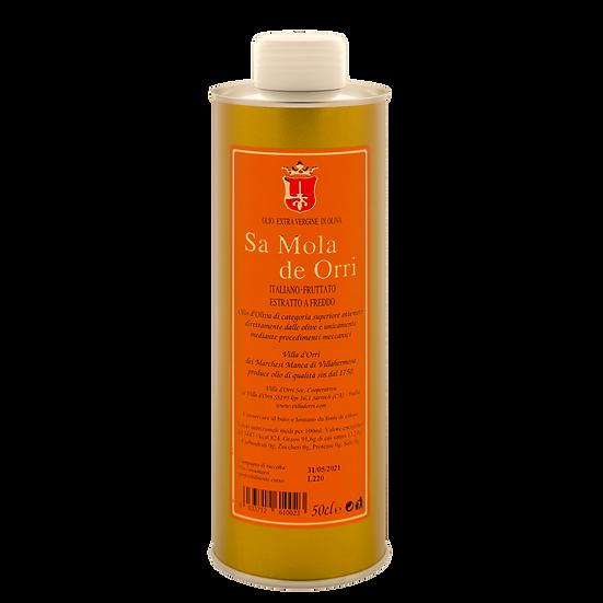 Olio Extra Vergine di Oliva Latta  50cl