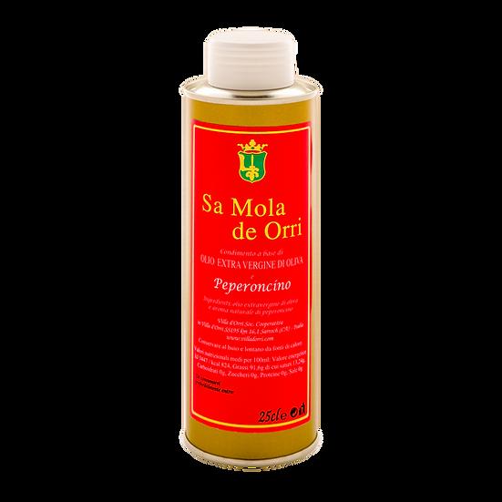 Condimento al Peperoncino Latta 25cl