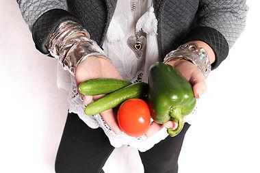 ירקות מ5 צבעים