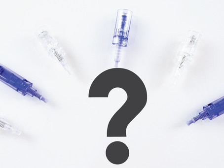 WHICH MICRONEEDLING CARTRIDGE IS RIGHT FOR YOU?