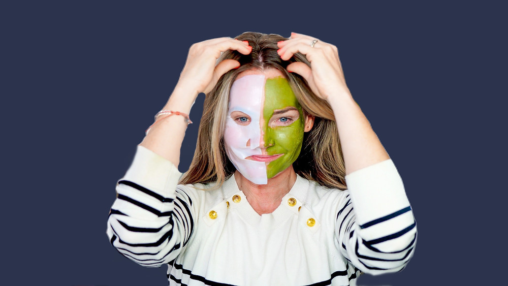Natural Kaos does a DIY Detox Facial at home to unclog summer pores
