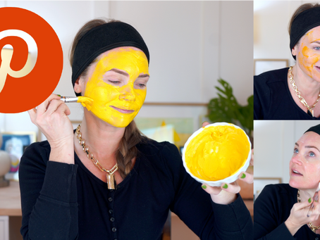 FALL DIY FACE MASKS