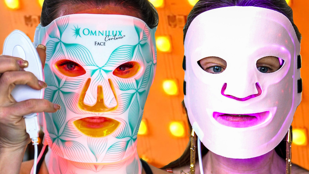 Natural Kaos Which LED Mask to BUY?