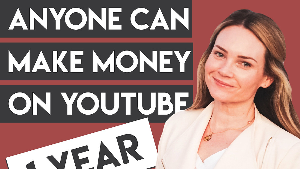In this podcast episode Kim Pratt from Natural Kaos talks about the money that can be made by small creators on YouTube.