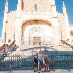 MADRID All the Spanish Royals were marri