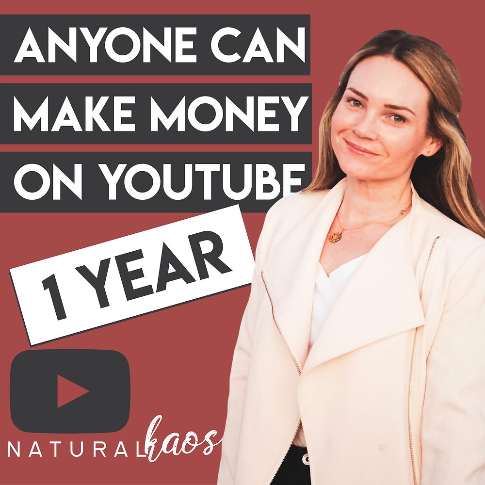 Anyone Can Make Money On YouTube Podcast Mini Series by Natural Kaos