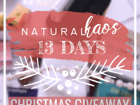 13 Days of Christmas Giveaway!