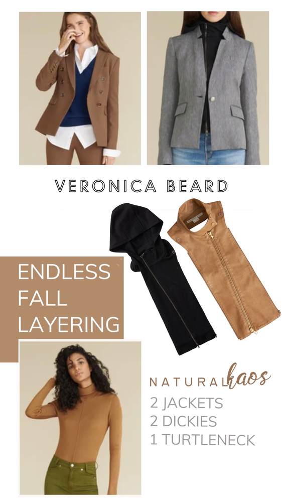 Natural Kaos bought these jackets from veronica beard sale 2021