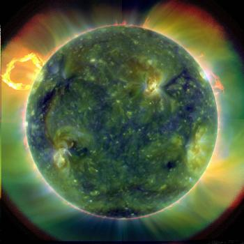 ultraviolet light from our sun