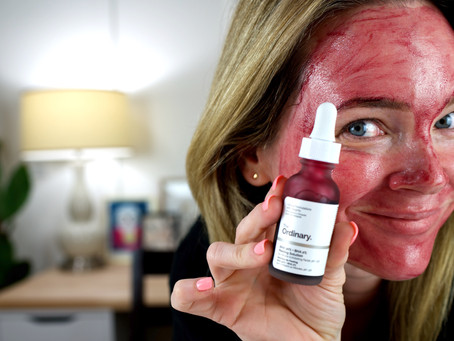 THE ORDINARY PEELING SOLUTION, DO YOU PEEL?