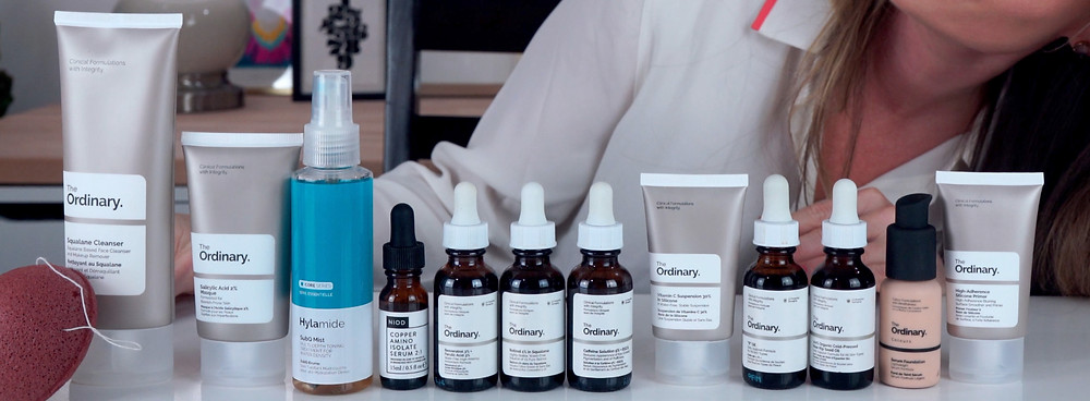 I try Deciem products for a whole month