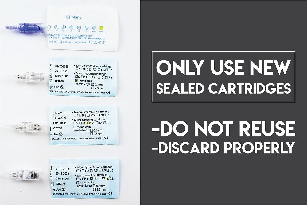 Microneedling Cartridge Safety
