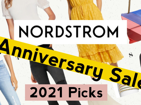 Nordstrom Anniversary SALE 2021 Picks